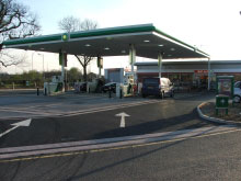 Forecourt Installation Services